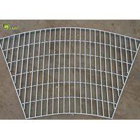 Serrated Carbon Steel Drain Bracing Grate Floor Hot Dip Galvanized Grid Grille thumbnail image