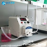 filling equipment peristaltic filling pump