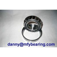 Timken 02476 Tapered Roller Bearing, Single Cone, Standard Tolerance, Straight Bore, Steel, Inch, 1. thumbnail image