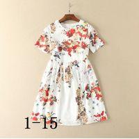Fashion girl dresses wholesale brand dresses cheap designed dresses