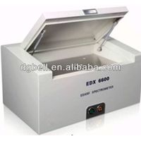 High Precision xrf portable analyzer EDX6600 X-ray fluorescence XRF spectrometer with competitive pr