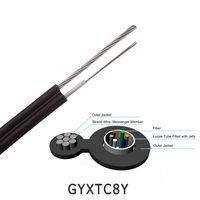 figure 8 Single Mode G.625d 12 core Gytc8a/gytc8y/gytc8s/gyxtc8a/gyxtc8y self-support fiber optic ca