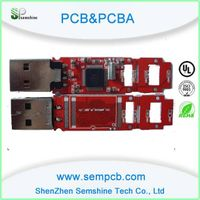 High quality pcba usb, Shenzhen PCB assembly factory