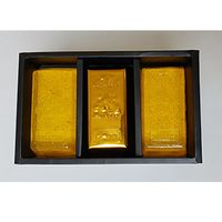 Luxurious Natural Handmade Soap using 99.9% Pure Gold Power