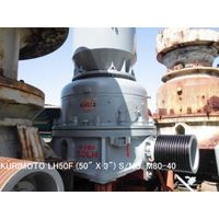 "USED ""KURIMOTO"" LH50F (50"" X 3"") HYDRAULIC CONE CRUSHER"