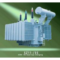 Electrical Industrial Amorphous Alloy Oil-Immersed 35kv Distribution Transformer