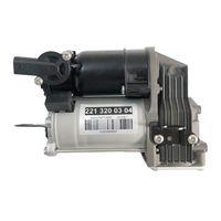 Mercedes-Benz S- Class W221, CLS216 air compressor pump