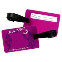 Luggage tag/Irregular shape card