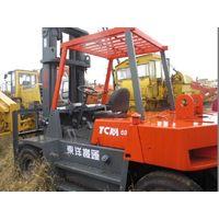 Used forklift TCM 6T