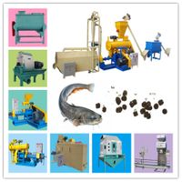 1-1.2 T/H Fish Feed Production Line