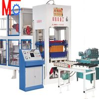 Hydraulic automatic block making machine