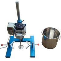 automatic lifting paint dispersing mixing machine mixer