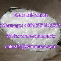 China Factory Supply Flakes Form CAS 11113-50-1 Boric Acid thumbnail image
