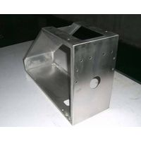 ODM/OEM professional stainless steel sheet metal stamping parts with laser cutting bending thumbnail image