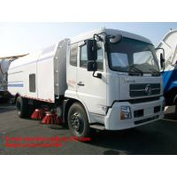 4*2 DFAC Road Sweeper Truck New High Quality