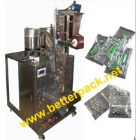 automatic screw counting packing machine, spare parts packaging machine
