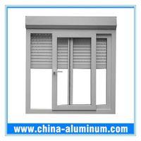 6063-T5 Aluminium profiles for curtain wall