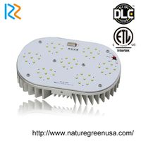Factory price for IP65 DLC ETL 45w 120w led retrofit kit with 8 years warranty