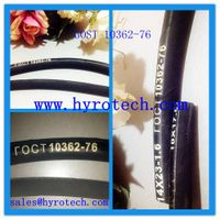 russian GOST hose/GOST 10362-76/oil hose