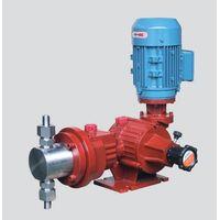 Manual Control Piston Pump For Fluid