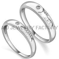 plain design engagement ring,wedding ring