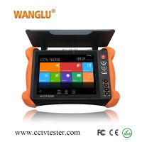Newest X9-ADHS Android system 4K IP+Analog+AHD+CVI+TVI+EX-SDI 6-in-1 WIFI CCTV tester
