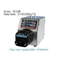 BT100F intelligent dispensing peristaltic pump