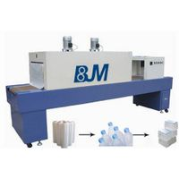 Automatic Film Shrink Wrapping Packaging Equipment Machine for bottles and cans