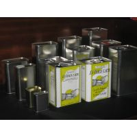 Oil Tin Can Packaging