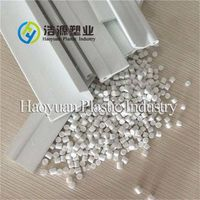 virgin pvc granules for air-condition outlet