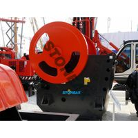 jaw crusher for mining plant with 1 year warranty