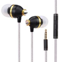 Benwis EPM100 OEM best in-Ear eco-friendly metal gaming earphone