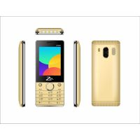 ZER Z300 - Simple Qwerty Mobile Phone - 3 Sim