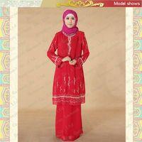 MF19735 new fashion baju kurung wholesale