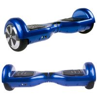 New Style Smart Self Balance Wheel Blue With Led Lights Golden Supplier 6.5Inch City Adult 2Wheel Ba