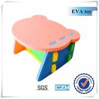 Environment Friendly &patchwork EVA toys thumbnail image