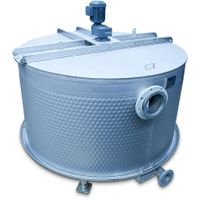 Efficiency Immersion Plate Waste Water Heat Exchanger