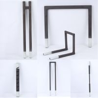High quality 1400C SiC heating elements/SiC heating Rods for high temperature furnace thumbnail image