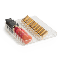 Custom Clear Acrylic Tray Organizer Vendor With Best Quality Price thumbnail image