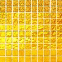 Gold mosaic tiles thumbnail image