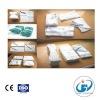 CE & ISO Certified Sterile Absorbent Surgical Lap Sponge