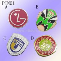 Promotional Lapel Pins Wholesale Lapel Pins with Competitive Price