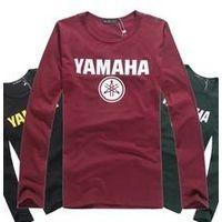 OEM long sleeved T Shirts factory manufactory new fashion 2012 promotion garment China TL101201 thumbnail image