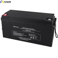 CHINA 150Ah solar agm battery for solar wind system