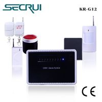 Home Wireless GSM Alarm With Voice Prompt