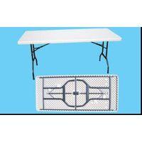 6ft plastic folding table thumbnail image