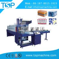 Linear Type Plastic Heat Sealing Shrink Wrap packaging Machine Manufacturers