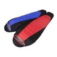 Portable light weight outdoor camping hiking warm duck down bivy sack sleeping bag