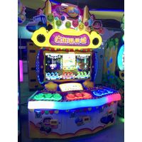 Hot Sale Crazy Toy Coin Operated Video Tickets Redemption Game Machine