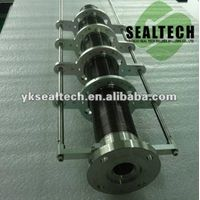 Special Use Sapphire Crystal Growth Furnace Vacuum Metal Welded Bellows